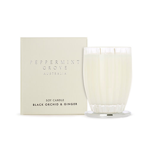 Black Orchid & Ginger Large Candle 350g