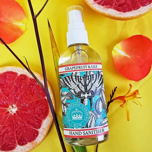 Grapefruit & Lily Hand Sanitiser