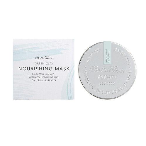 Green Clay Nourishing Face Mask