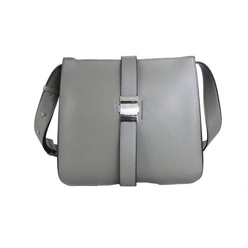 Red Cuckoo Green Shoulder Bag