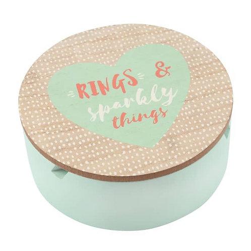 Rings & Things Jewellery Box