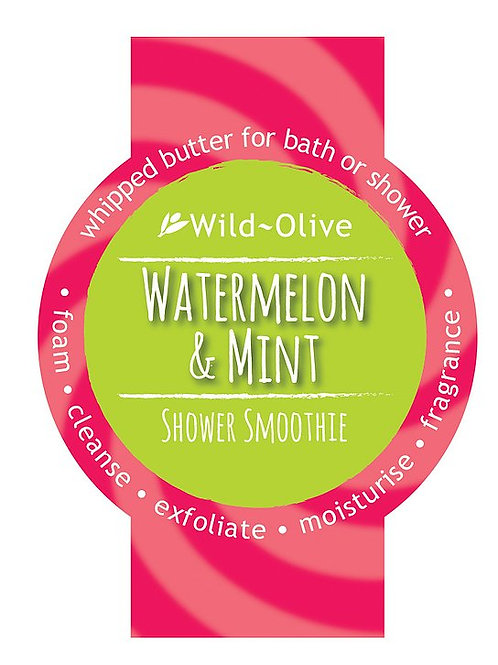 Watermelon & Mint | Shower Smoothie