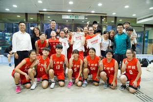【學生成就】學界甲組女子籃球打入決賽圈