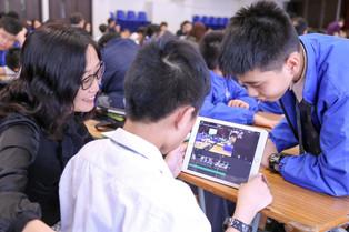 運用短片製作探討學校需要改善的地方