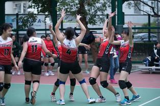 【學生成就】學界乙組女子排球進入16強