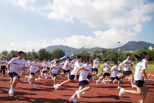 九龍仔公園班際長跑賽 2017