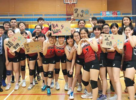 【學生成就】乙組女子排球奪季軍