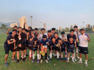 【學生成就】男子足球C Grade入4強