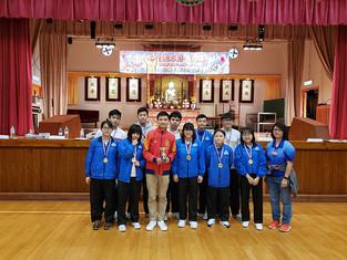 【學生成就】抗毒全能運動比賽獲冠軍