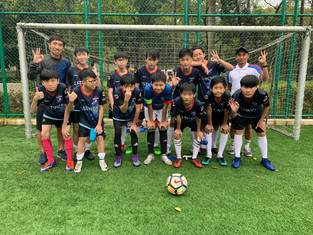 【學生成就】男丙足球取得學界季軍