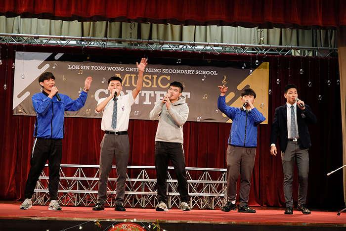 1819 Music Contest
