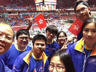 【衝出香港系列】Team Seven 明天比賽了