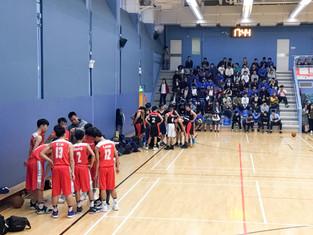 【學生成就】本校男子乙組籃球隊獲得學界比賽亞軍