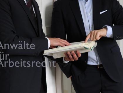 """Auszeichnung: Beste Anwaltskanzleien 2020 im Rechtsgebiet """"Arbeitsrecht für Arbeitnehmer"""""""
