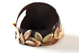 CHOCOLATE ALMOND SHAPES 4 KG DOBLA