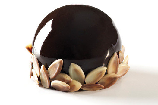 CHOCOLATE ALMOND SHAPES 4KG DOBLA