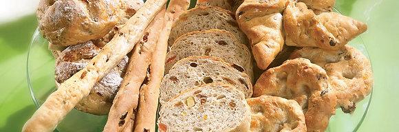 PANFRUTTA IREKS (μείγμα αποκλειστικά για σνακ - με φρούτα & καρπούς)