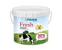 FRESH (ΜΑΓΕΙΡΙΚΟ ΠΡΟΪΟΝ ΜΕ 30% ΒΟΥΤΥΡΟ) FAMA