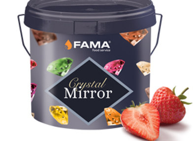 CRYSTAL MIRROR STRAWBERRY 4KG FAMA