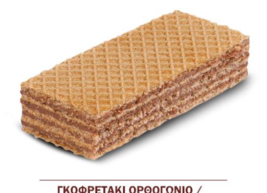 ΓΚΟΦΡΕΤΑΚΙ ΟΡΘΟΓΩΝΙΟ KONROL
