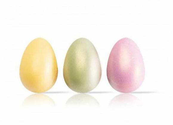 SHIMMER EGGS ASSORTMENT DOBLA