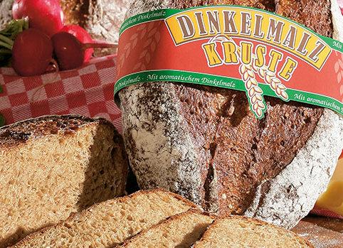 IREKS DINKELMALZ KRUSTE (για αφράτο ψωμί ντίνκελ από αρχέγονο σιτάρι)