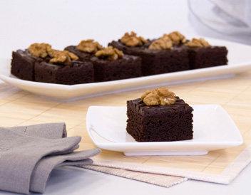 BROWNIES GLUTEN FREE IREKS - Μείγμα για brownies χωρίς γλουτένη