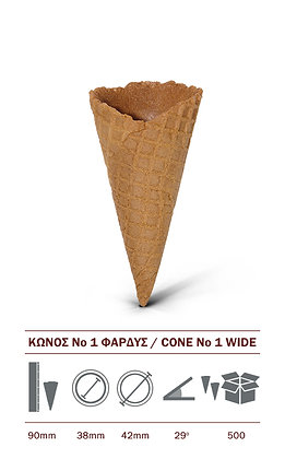ΚΩΝΟΣ Νο1 ΦΑΡΔΥΣ KONROL