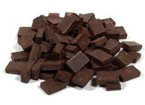 DARK CHOCOLATE CHUNKS IRCA