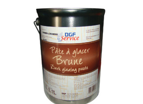 PAT A GLACER BRUNE - ΑΠΟΜΙΜΗΣΗ ΣΟΚΟΛΑΤΑΣ BITTER DGF