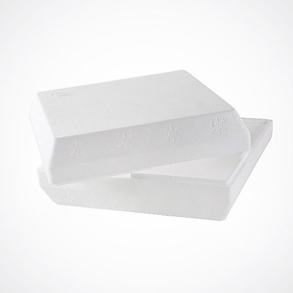 Κουτί τούρτας φελιζόλ μεγάλο