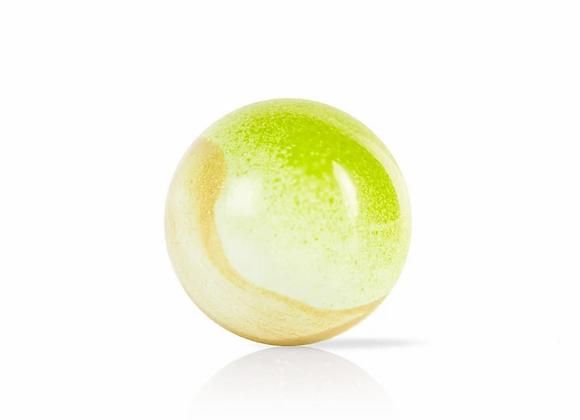 BALL GREEN WHITE GOLD DOBLA
