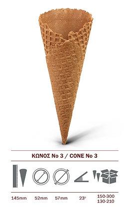 ΚΩΝΟΣ Νο3 KONROL