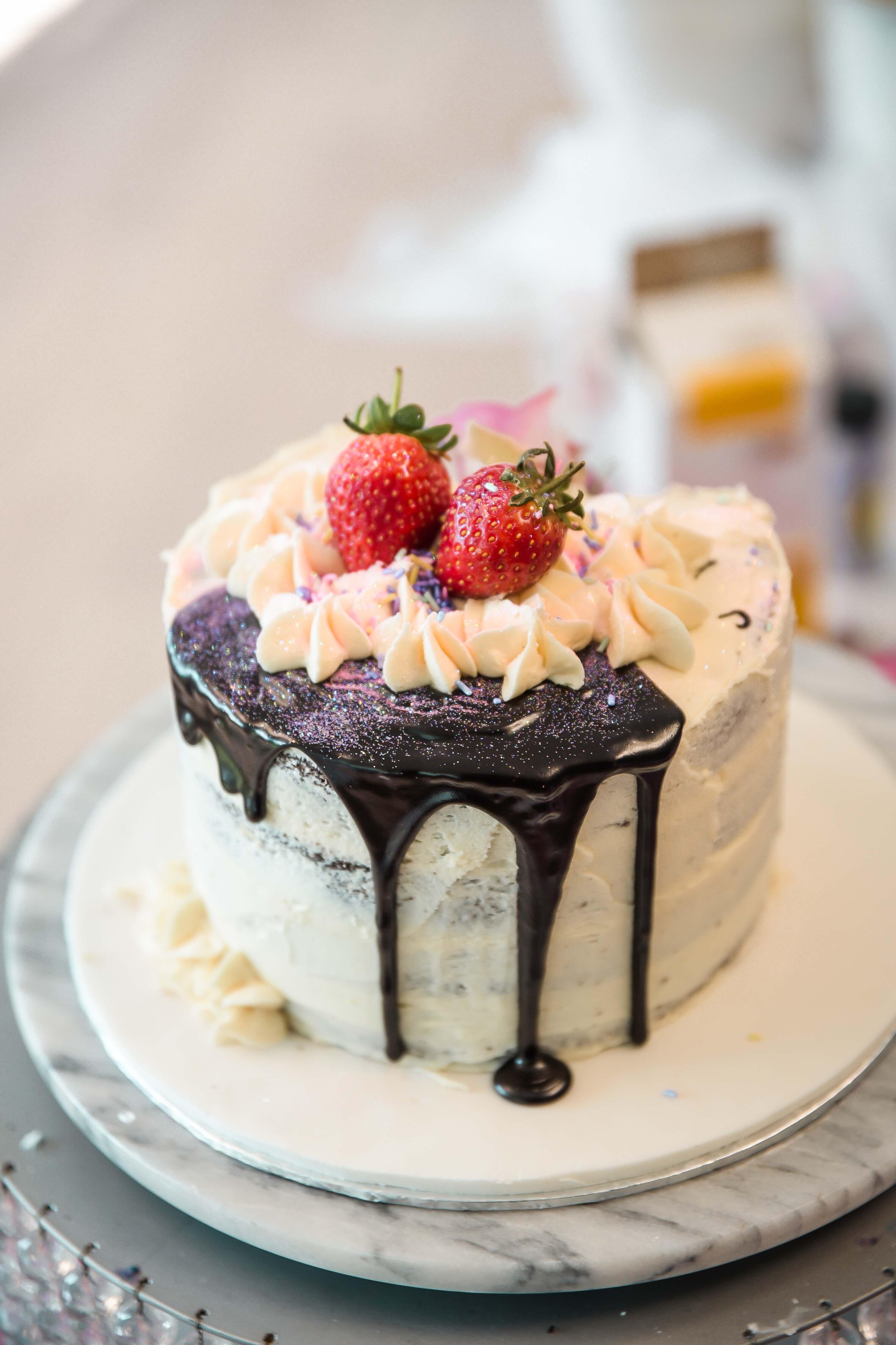 Workshop cakes