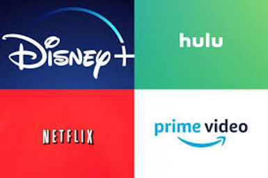 Netflix Amazon Prime Disney+