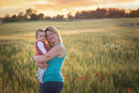 Photographe bébé bas rhin