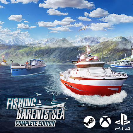 Fishing: Barents Sea – Complete Edition now available on Xbox One/PS4