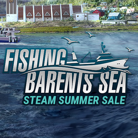 Get the complete Fishing: Barents Sea for 33% off