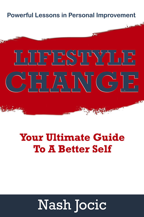 Lifestyle Change Book