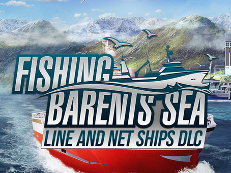 Fishing: Barents Sea – Line and net ships DLC