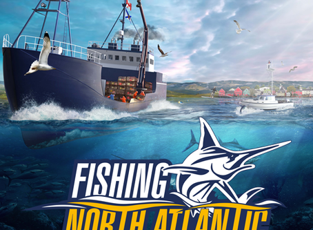 We recovered full rights to Fishing: North Atlantic