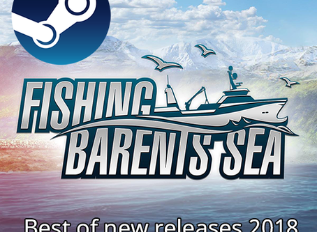 Fishing: Barents Sea among the best-performing games on Steam 2018
