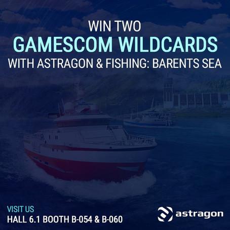 Win two Gamescom wildcards!