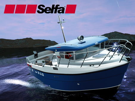Selfa Arctic our new licensepartner