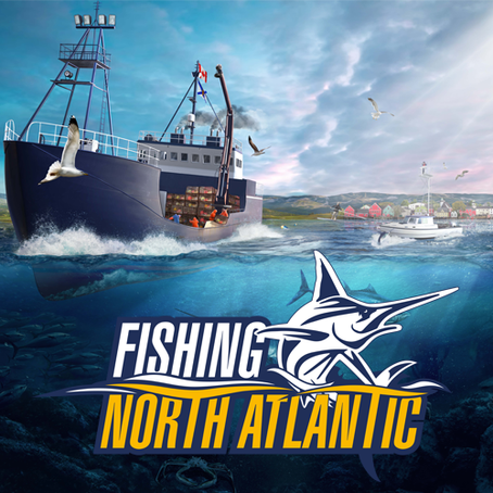 Fishing: North Atlantic coming in 2020