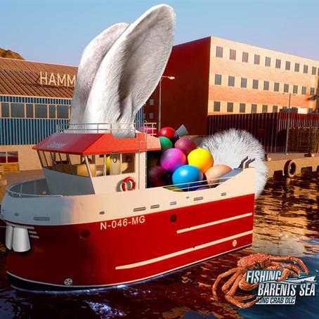 Get Fishing: Barents Sea on Easter Sale
