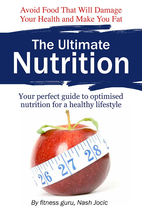 Sport Nutrition and Healthy Eating Book