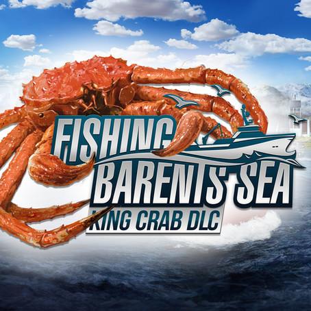King Crab DLC coming 13th of November