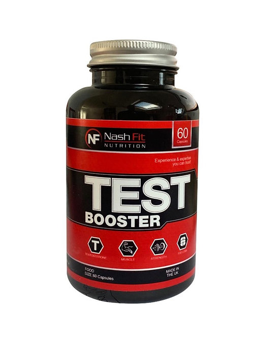 Test Booster (60 Tablets - 30 servings)