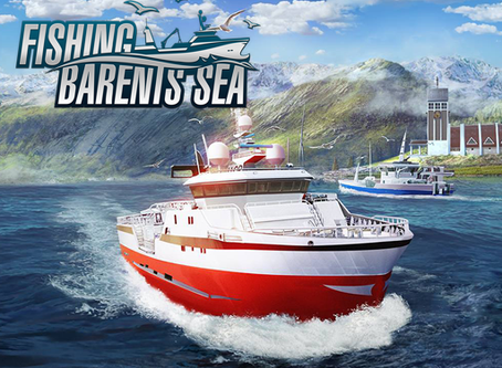 Fishing: Barents Sea released February 7th 2018